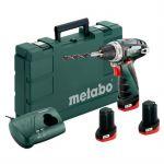 Шуруповерт Metabo PowerMaxx BS Basic 600080960