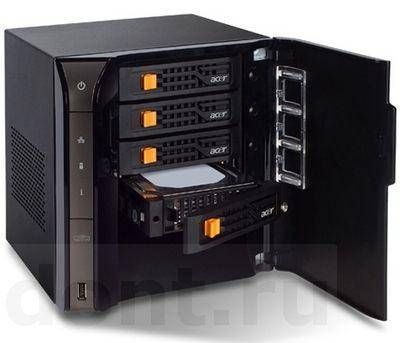 Настольный компьютер Acer Aspire easyStore H340 98.T1EYZ.RPH