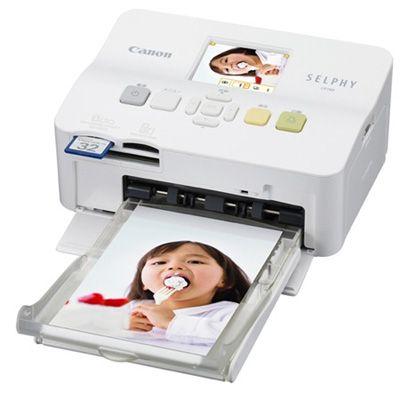 Принтер Canon selphy CP780 3501B002