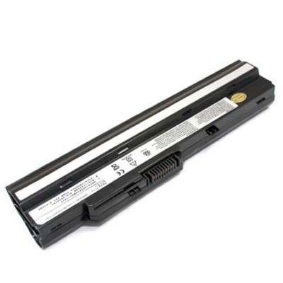 Аккумулятор TopON для msi Wind U90, U100, RoverBook neo U100WH Series Black D-DST792 / BTY-S12
