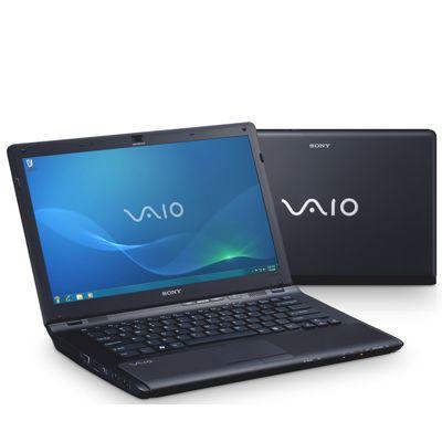 Ноутбук Sony VAIO VPC-CW2S1R/B