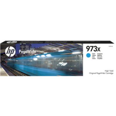 Картридж HP 973X Cyan/Голубой (F6T81AE)