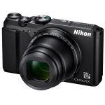 Компактный фотоаппарат Nikon CoolPix A900 черный VNA910E1
