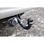 Thule ТСУ для Toyota Land Cruiser V8 08-/Lexus LX570 08- твердое крепление TU 424500