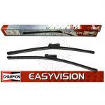Щетка стеклоочистителя CHAMPION Easyvision бескаркасная 400мм (блист. 1 шт) CP EU40_C01