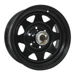 Колесный диск Trebl Off-road 01 7x16/6x139.7 ET10 D110.5 Black 9165130