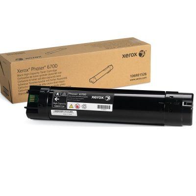 Тонер-картридж Xerox Black/Черный (106R01526)