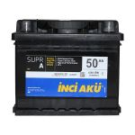Автомобильный аккумулятор Supr A Inci SuprA 50 (450)(8249) о.п. 9174524