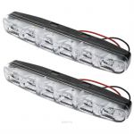 AVS Дневные ходовые огни (DRL)Light DL-8S (1,2W,8 светодиодов х 2шт) 9198822