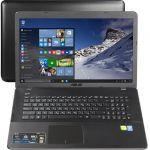 Ноутбук ASUS X751LB-T4284T 90NB08F1-M04430