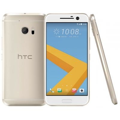 Смартфон HTC 10 Lifestyle Gold 99HAJN037-00