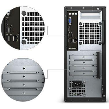 Настольный компьютер Dell Dell Vostro 3650 MT 3650-0250