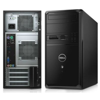 Настольный компьютер Dell Vostro 3900 MT 3900-7504
