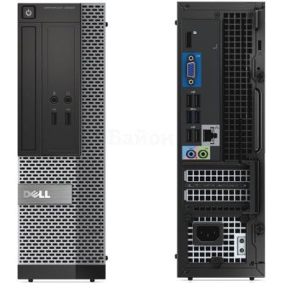 Настольный компьютер Dell Optiplex 3020 SFF 3020-6835