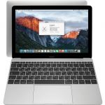 Ноутбук Apple MacBook 12 Space Grey MLH72RU/A