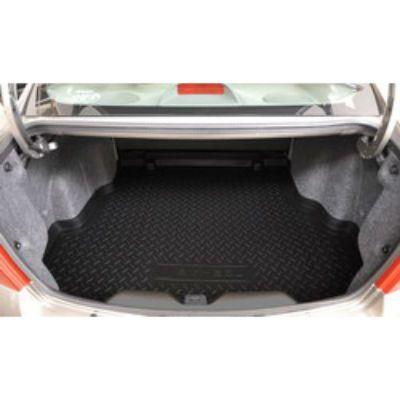 Norplast Коврик багажника Mazda 3 Sed 2013-> с бортиком полиуретановый черный NP P-A00-T55-050
