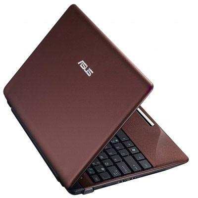 Ноутбук ASUS EEE PC 1201HA Windows 7 (Red)