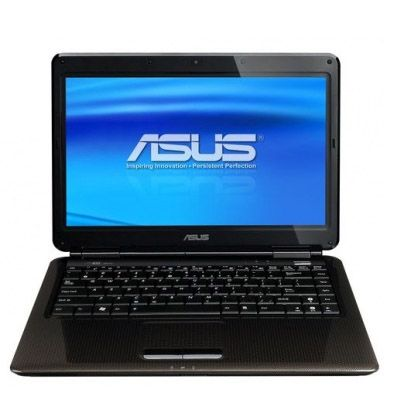 Ноутбук ASUS K40AD M500 Windows 7