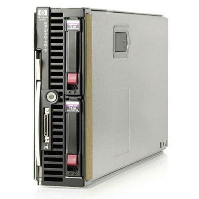 Сервер HP ProLiant BL460c G6 507780-B21