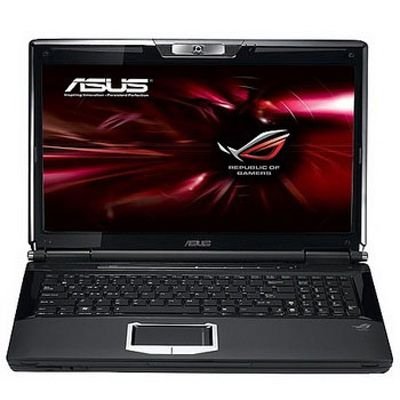 Ноутбук ASUS G72GX Q9000 Windows 7