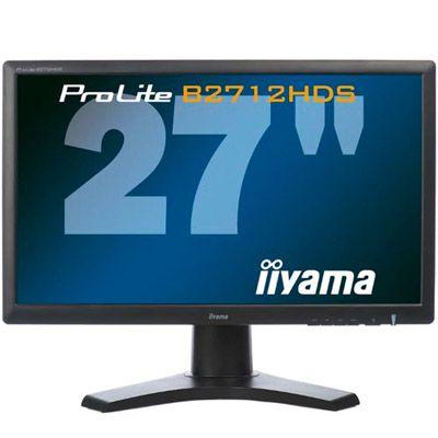 Монитор Iiyama ProLite B2712HDS-B1