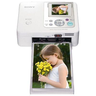 Принтер Sony DPP-FP67 DPP-FP67/W