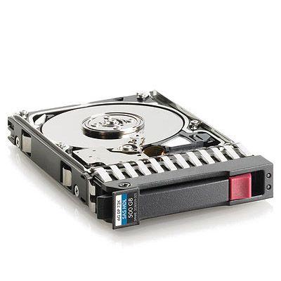 "Жесткий диск HP 500GB 7.2K 6G SFF sas 2.5"" Dual Port Midline 507610-B21"