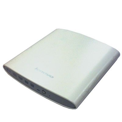 Lenovo Внешний привод DVD+/-RW USB GP20N White 55Y9392