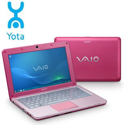 Ноутбук Sony VAIO VPC-W21S1R/P