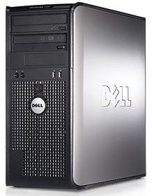 Настольный компьютер Dell OptiPlex 780 MT C2D E5400 210-29773