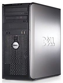 Настольный компьютер Dell OptiPlex 780 MT C2D E8500 210-29773