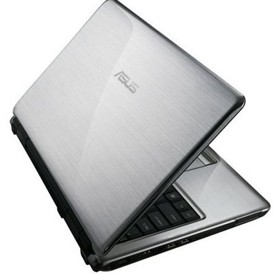 Ноутбук ASUS F83VF T4400 DOS Silver