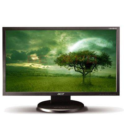 Монитор (old) Acer V243HQAbd ET.UV3HE.A04