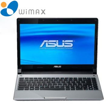 Ноутбук ASUS UL30A SU2300 Windows 7 /4GB /320Gb /WiMax (Silver)