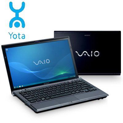 Ноутбук Sony VAIO VPC-Z11X9R/B