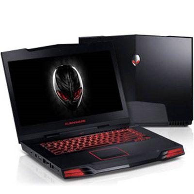 Ноутбук Dell Alienware M15x Cosmic Black D8XY8