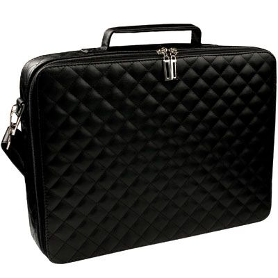 "Сумка Krusell coco Laptop Slim Case 15.4"" Black 71139"