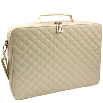 """Сумка Krusell coco Laptop Slim Case 15.4"""" Cream 71140"""