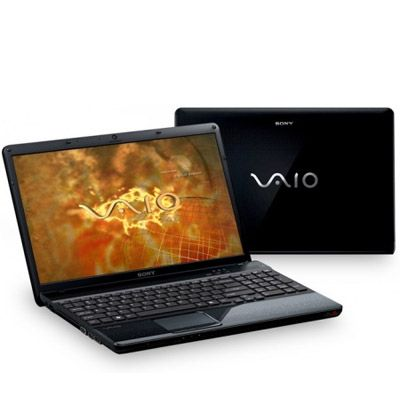 Ноутбук Sony VAIO VPC-EB1Z1R/B