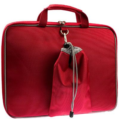 "����� Krusell Radical Slim laptop Street Red/Ivory 15.4"" 71119"
