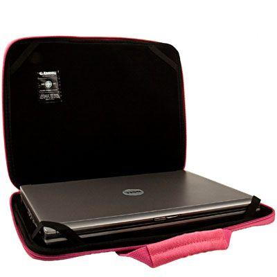 "Сумка Krusell Radical Slim laptop Wave Pink 15.4"" 71129"