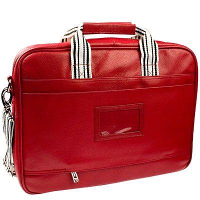 "����� Krusell Breeze Laptop Red 15.4"" 71108"