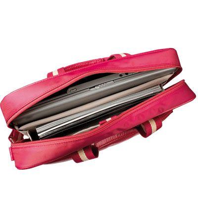 """Сумка Krusell gaia Laptop Bag 15,4"""" Cerise 71153"""