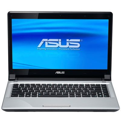 Ноутбук ASUS UL80VT SU7300 Windows 7 Home Basic (Silver)
