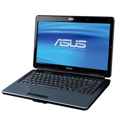 Ноутбук ASUS F83VF T4400 Windows 7 Black