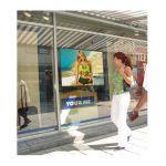Экран Classic Solution Просветная экран-пленка cs ReaR (прозрачная, шириной 1524мм) 1 метр