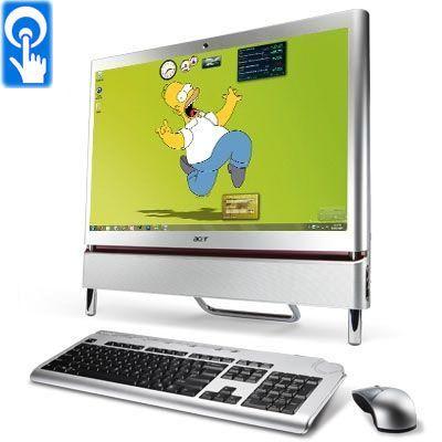 Моноблок Acer Aspire Z5610 PW.SCYE2.097