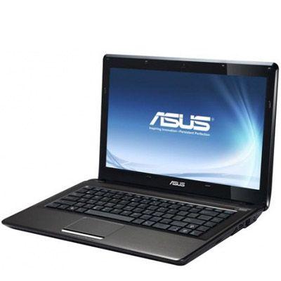 ������� ASUS K42JR i3-350M Windows 7 Dark Brown 90NXSA434W2535RD73AY