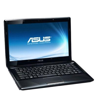 Ноутбук ASUS K42JR (A42JR) i3-350M Windows 7 Dark Grey
