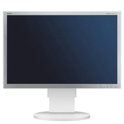 Монитор Nec MultiSync EA241WM SL/WH